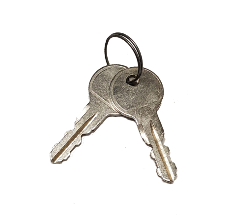 Nyckel till Cykelhållare Mont Blanc RoofSprint