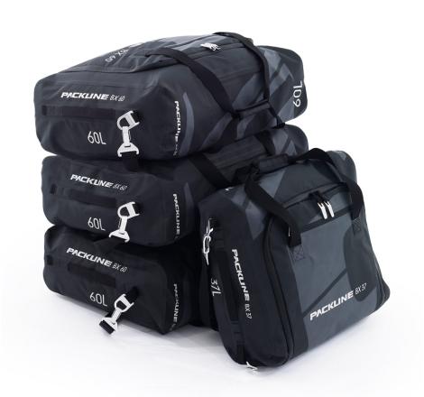 Väsksats Packline 1+3 väskor