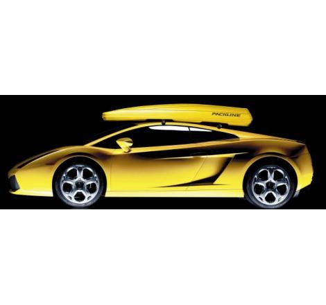 Takbox Packline FX-SUV 2.0 på Lamborghini Gallardo