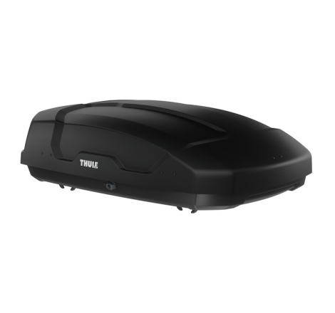 Takbox Thule Force XT S Svart matt. Dual Side - 300 Liter
