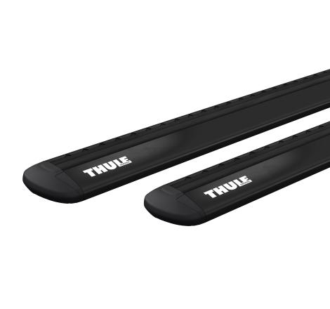 Rörsats Thule WingBar Evo Black 711320. 127 cm 2-pack