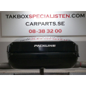 Takbox Packline NX Premium XLT Svart högblank - 440 Liter