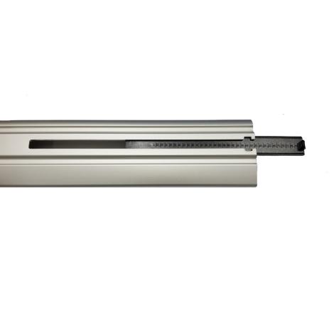 Smart Scale täcklinjal Thule WingBar Evo 127 cm