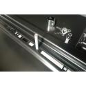 Takboxlås T-spår M8 bult / monteringsbygel