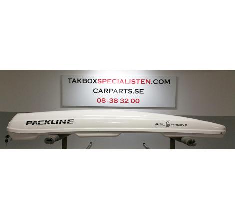"Takbox Packline FX-SUV 2.0 Vit ""Sail Racing"" Edition - 400 Liter"
