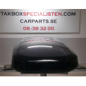 Takbox Packline NX 215 Svart högblank - 450 Liter