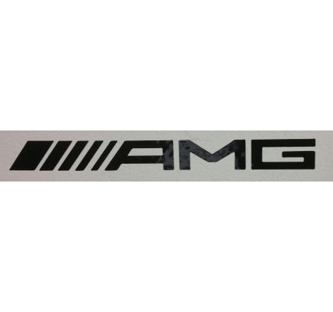 Dekalsats Mercedes Benz AMG Svart