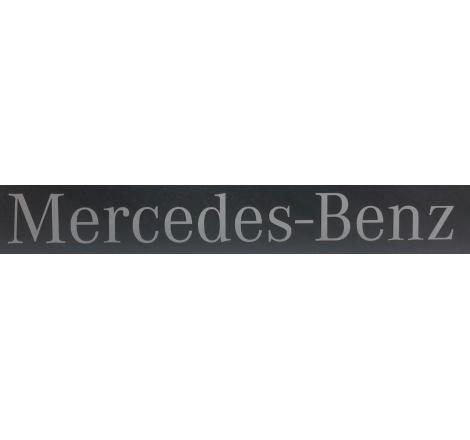 Dekalsats Mercedes Benz Silver