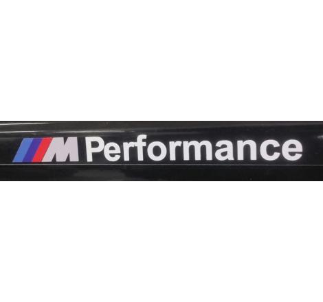 Dekalsats BMW M Performance Vit