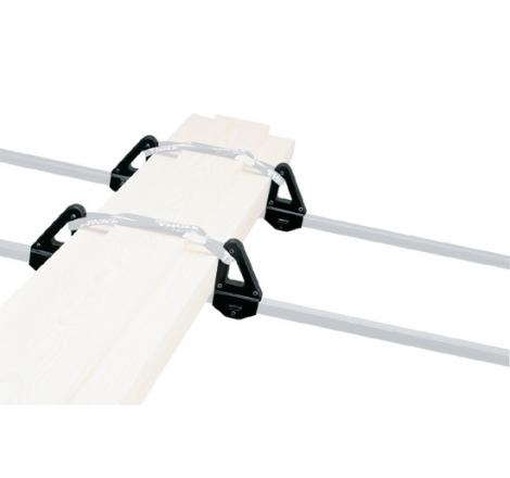 Laststopp Thule 4 st 9 cm höga / fyrkantsrör