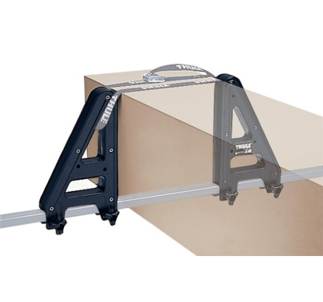 Laststopp Thule 4 st. 25 cm höga / fyrkantsrör