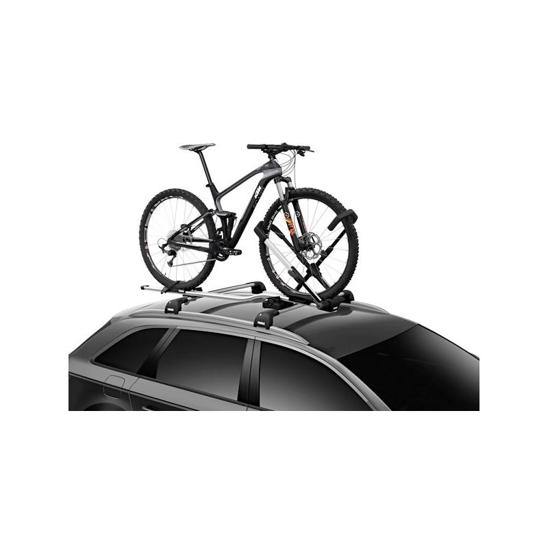 thule cykelhållare tak